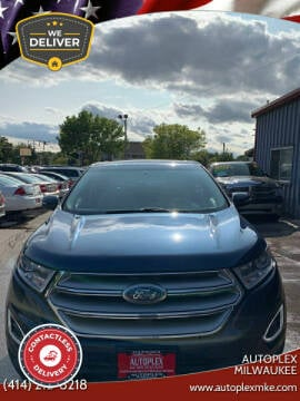 2017 Ford Edge for sale at Autoplex 2 in Milwaukee WI