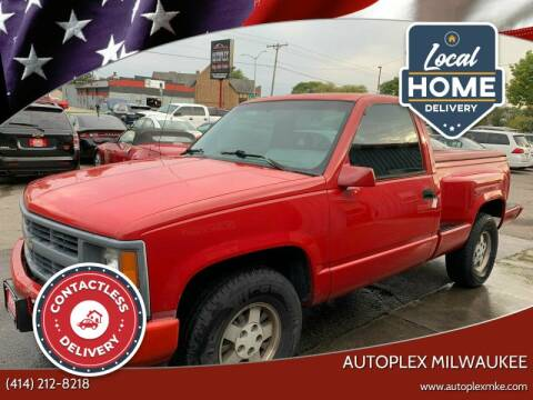 1993 Chevrolet C/K 1500 Series for sale at Autoplex 2 in Milwaukee WI