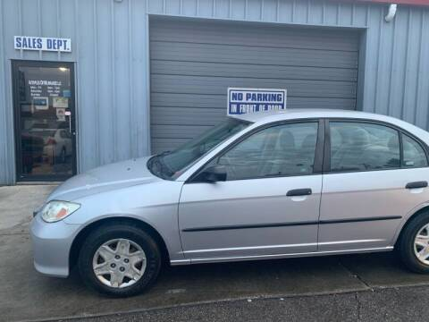 2005 Honda Civic for sale at Autoplex 2 in Milwaukee WI