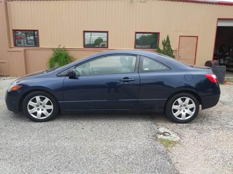 2007 Honda Civic for sale in La Porte, TX