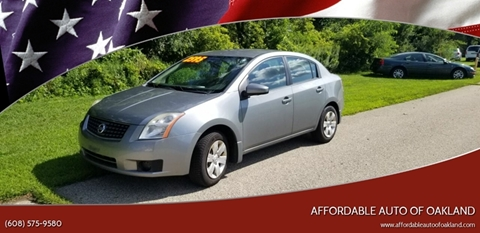 2007 Nissan Sentra for sale in Cambridge, WI
