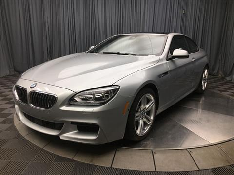 2015 BMW 6 Series for sale in Tacoma, WA