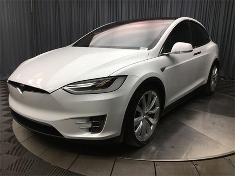 2016 Tesla Model X for sale in Fife, WA