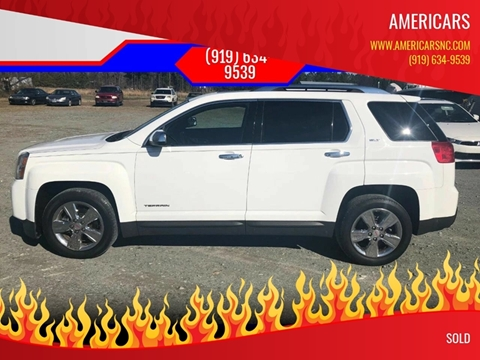 2015 GMC Terrain for sale in Smithfield, NC