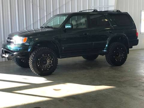 1999 Toyota 4Runner Limited for sale at Shifted in La Crescent MN