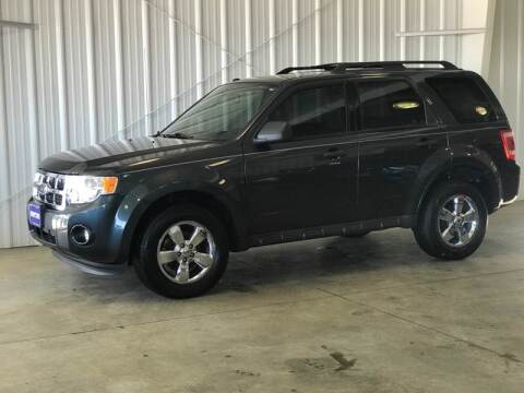 2009 Ford Escape XLT for sale at Shifted in La Crescent MN