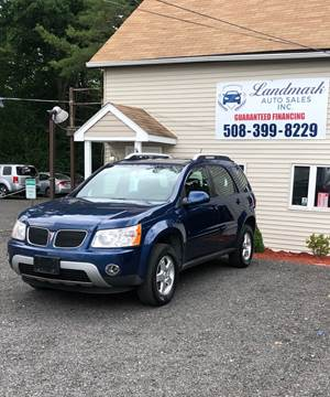 2008 Pontiac Torrent for sale in Attleboro, MA