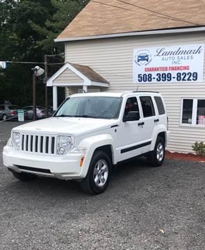 2010 Jeep Liberty for sale in Attleboro, MA