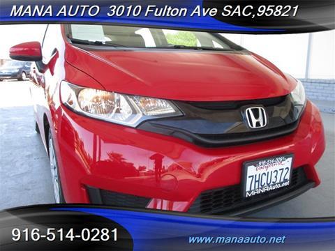 2015 Honda Fit for sale in Sacramento, CA