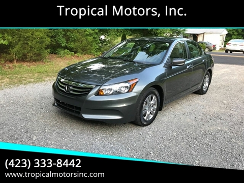 2011 Honda Accord for sale in Athens, TN