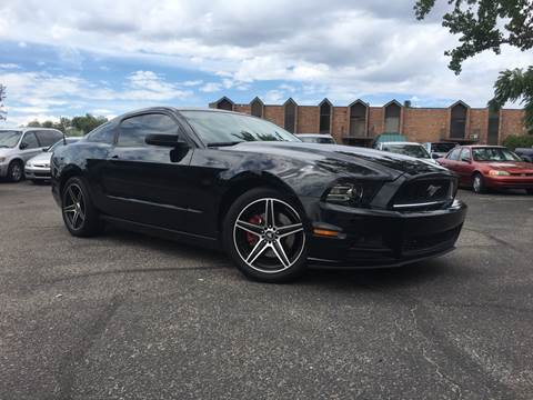 2014 Ford Mustang for sale in Denver, CO