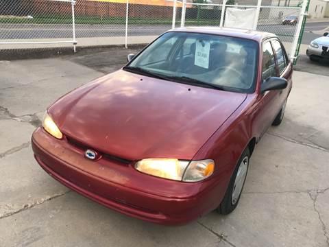2001 Chevrolet Prizm for sale in Denver, CO