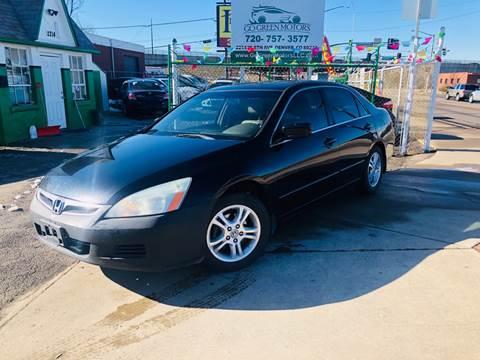 2007 Honda Accord for sale in Denver, CO