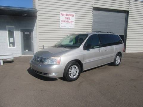 2004 Ford Freestar for sale in Battle Creek, MI