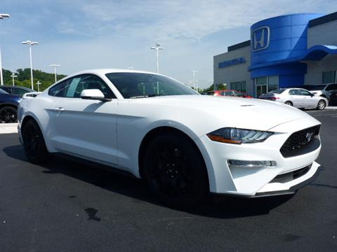 2018 Ford Mustang for sale in Knoxville, TN