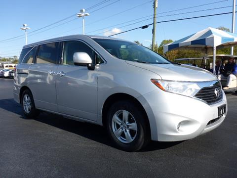 2015 Nissan Quest for sale in Knoxville, TN