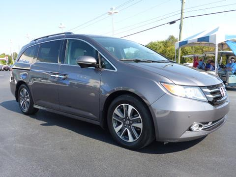 2016 Honda Odyssey for sale in Knoxville, TN