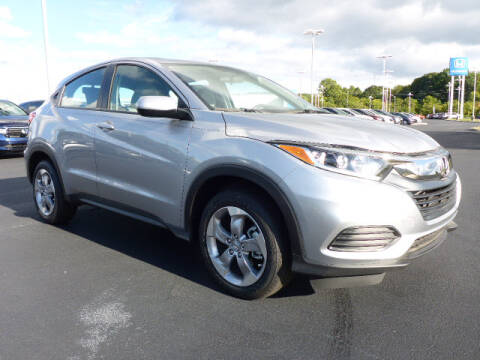 2020 Honda HR-V for sale at RUSTY WALLACE HONDA in Knoxville TN