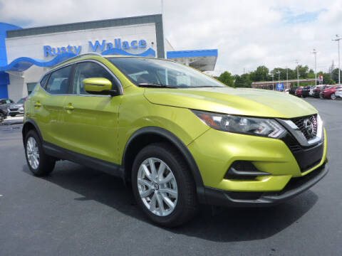 2020 Nissan Rogue Sport for sale at RUSTY WALLACE HONDA in Knoxville TN