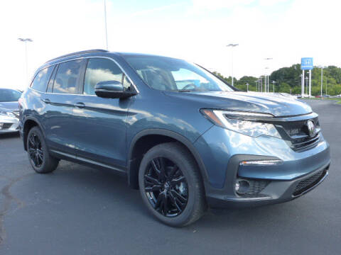 2021 Honda Pilot for sale at RUSTY WALLACE HONDA in Knoxville TN