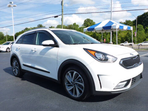 2017 Kia Niro for sale at RUSTY WALLACE HONDA in Knoxville TN