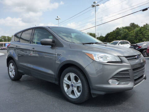 2014 Ford Escape for sale at RUSTY WALLACE HONDA in Knoxville TN