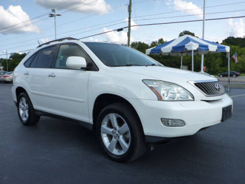 2008 Lexus RX 350 for sale at RUSTY WALLACE HONDA in Knoxville TN