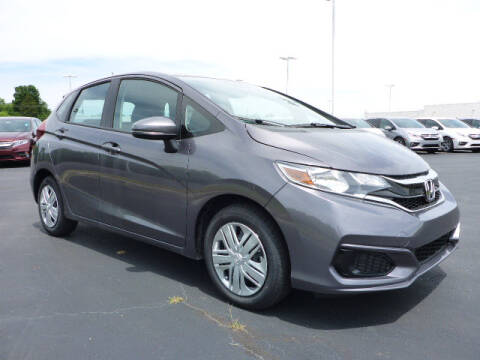 2020 Honda Fit for sale at RUSTY WALLACE HONDA in Knoxville TN