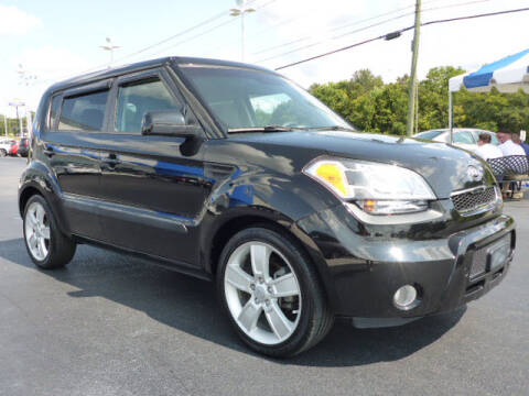 2011 Kia Soul for sale at RUSTY WALLACE HONDA in Knoxville TN