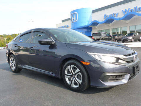 2017 Honda Civic for sale at RUSTY WALLACE HONDA in Knoxville TN