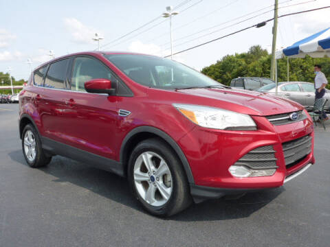 2016 Ford Escape for sale at RUSTY WALLACE HONDA in Knoxville TN