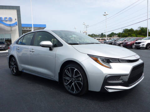 2020 Toyota Corolla for sale at RUSTY WALLACE HONDA in Knoxville TN