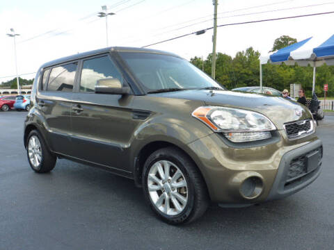 2012 Kia Soul for sale at RUSTY WALLACE HONDA in Knoxville TN