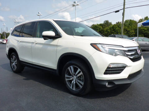 2017 Honda Pilot for sale at RUSTY WALLACE HONDA in Knoxville TN