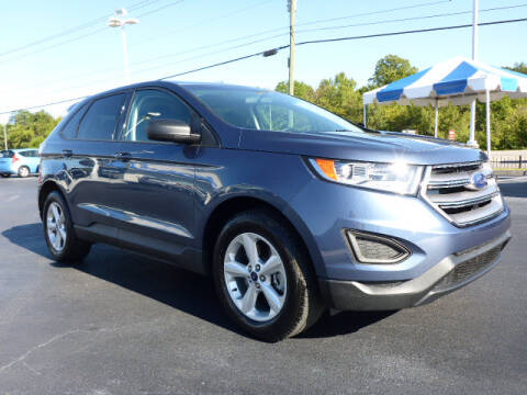 2018 Ford Edge for sale at RUSTY WALLACE HONDA in Knoxville TN