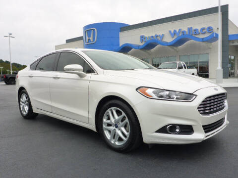 2015 Ford Fusion for sale at RUSTY WALLACE HONDA in Knoxville TN
