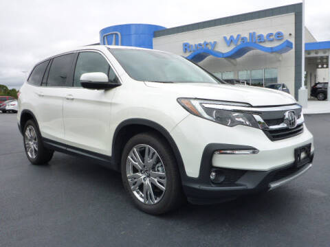 2019 Honda Pilot for sale at RUSTY WALLACE HONDA in Knoxville TN