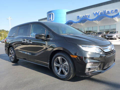2018 Honda Odyssey for sale at RUSTY WALLACE HONDA in Knoxville TN