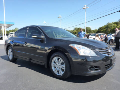 2010 Nissan Altima for sale at RUSTY WALLACE HONDA in Knoxville TN