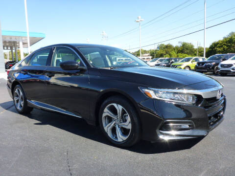 2018 Honda Accord for sale at RUSTY WALLACE HONDA in Knoxville TN