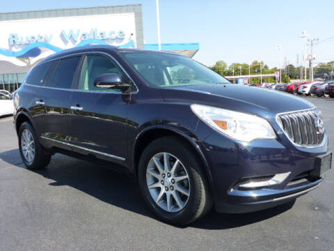 2016 Buick Enclave for sale at RUSTY WALLACE HONDA in Knoxville TN