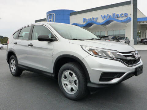 2016 Honda CR-V for sale at RUSTY WALLACE HONDA in Knoxville TN