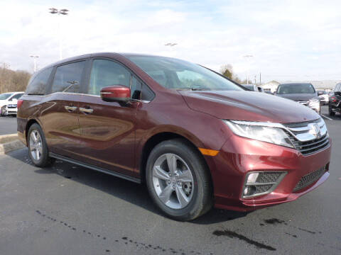 2020 Honda Odyssey for sale at RUSTY WALLACE HONDA in Knoxville TN