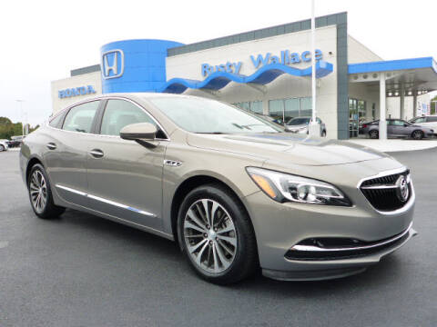 2017 Buick LaCrosse for sale at RUSTY WALLACE HONDA in Knoxville TN