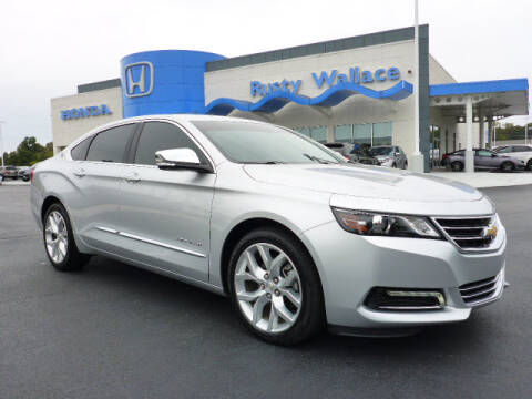 2019 Chevrolet Impala for sale at RUSTY WALLACE HONDA in Knoxville TN