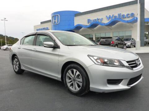 2015 Honda Accord for sale at RUSTY WALLACE HONDA in Knoxville TN