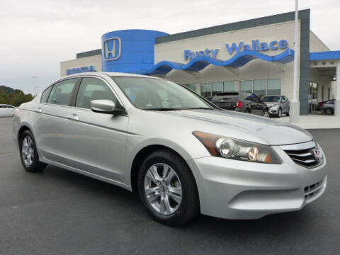 2012 Honda Accord for sale at RUSTY WALLACE HONDA in Knoxville TN
