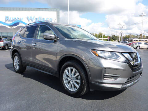2017 Nissan Rogue for sale at RUSTY WALLACE HONDA in Knoxville TN