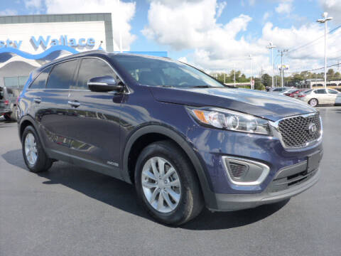 2016 Kia Sorento for sale at RUSTY WALLACE HONDA in Knoxville TN
