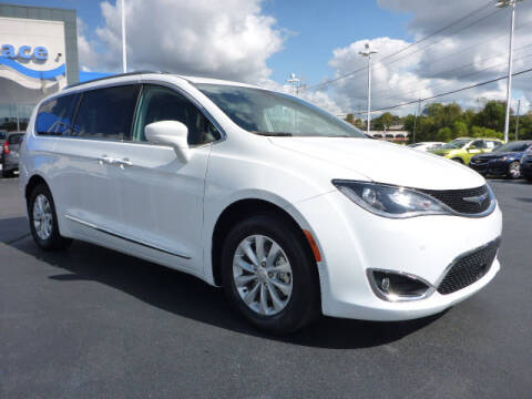 2018 Chrysler Pacifica for sale at RUSTY WALLACE HONDA in Knoxville TN